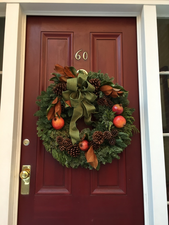 Beacon Hill Winter Wreath